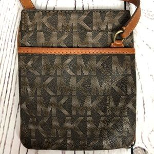 Michael Kors MK Logo Small Crossbody Bag